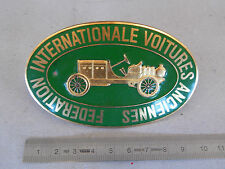 BADGE LOGO VOITURES ANCIENNE AUTO EPOCA RENAULT PEUGEOT CITROEN MATRA TALBOT