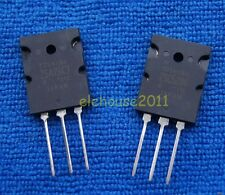 1pair(2pcs) of 2SA1943& 2SC5200 PNP Power Transistor NEW