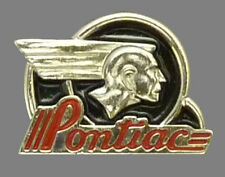 Pontiac Indian head lapel pin badge.   F040101