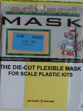 Eduard 1/48 EX383 Canopy Mask for the Kinetic T-45 Goshawk kit