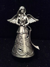 NEW Pewter Faithful Angel of Caregivers Figurine by Ganz
