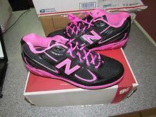 NIB NEW BALANCE 1103 MOTHERS DAY GAME BREAST CANCER AWARENESS BASEBALL CLEATS 13