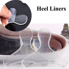 HOT 1 Pair Silicone Shoe High Heel Insole Pad Cushion Gel Grips Foot Protector