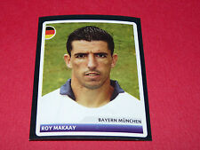 174 ROY MAKAAY BAYERN MUNCHEN UEFA PANINI FOOTBALL CHAMPIONS LEAGUE 2006 2007