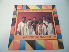 SWEET HONEY IN THE ROCK LP Feel something drawing me on 1985 Flying Fish