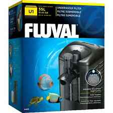 Fluval U1 interne aquarium fish tank filtre U 1 HAGEN Poisson Tropical Eau