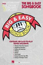 Big and Easy Songbook: Easy Electronic Keyboard Music Vol. 44 (Big & Easy