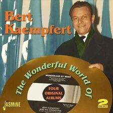 The Wonderful World of. Bert Kaempfert: Four Original Albums by Bert...