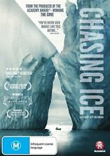 Chasing Ice NEW R4 DVD