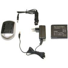 Akku + Ladestation f. Panasonic Lumix DMX-FX01 DMX-FX07