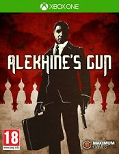 Alekhine's Gun (Xbox One) NEW & Sealed