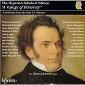 HYPERION HYP200 JOHNSON ~ SCHUBERT ~ A VOYAGE OF DISCOVERY