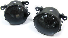 Black smoked finish fog lights for Opel Vectra C Zafira B OPC