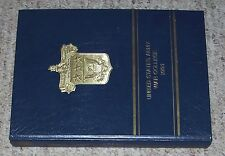 1991 United States Army War College Yearbook Annual Carlisle PA