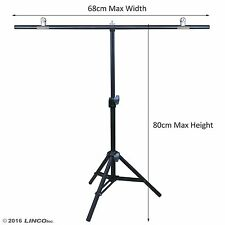 Linco Lincostore Photography PVC Backdrop Background Small Support Stand Syst...