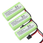 3x Cordless Home Phone Replacement Battery For Uniden BT-1002 BT1002 BBTG0734001