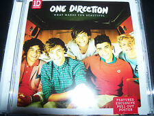 One Direction What makes You Beautiful (EU) Poster Pack CD Single – New