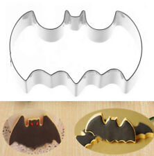DIY Bat Stainless Steel Cookie Cutter Mould Cake Decorating Jelly Mousse Ring