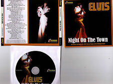 Elvis Presley CD - Night On The Town - Live in Las Vegas 1975 !!