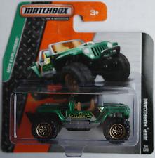 Matchbox - Jeep Hurricane grünmet. Neu/OVP