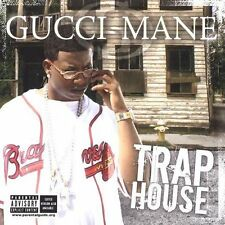 Trap House [PA] by Gucci Mane (CD, May-2005, Big Cat)