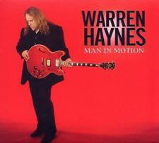 Haynes,Warren - Man in Motion - CD