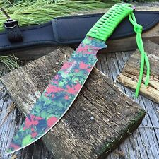 "12"" ZOMBIE Fixed Blade FULL TANG Combat Tactical Survival Knife Hunting  Bowie-S"