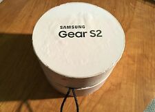 Samsung Gear S2 SM-R720 Silver Smart Watch