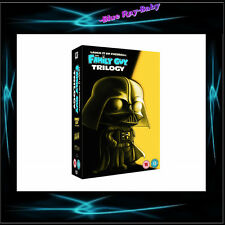 FAMILY GUY TRILOGY - STAR WARS - LAUGH IT UP, FUZZBALL** BRAND NEW BOXSET**