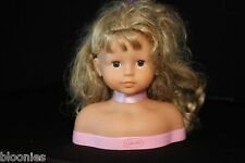 "Corolle 9"" Blonde Doll Styling Head 2004"