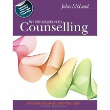 An Introduction to Counselling 5e Mcleod Open University Press PB. 9780335247226