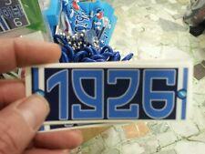 1 adesivo  napoli  calcio maradona insigne  adesivi stikers