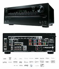 Onkyo TX-NR515 3D Network 7.2 Home Cinema AV HD Receiver 10x HDMI Dolby TrueHD