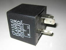 Electronic LED Flasher Relay Fix Turn Signal Relay 3 Pin suits many cars