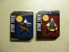 Star Trek 50th Anniversary, Next Generation & Voyager Communicator Replica Badge
