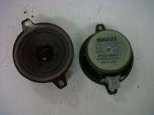 SAAB 9-3 93 2x Loudspeaker Units Dashboard Panel 2003 - 2010 12788054 4D 5D CV