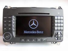 2016 V17! Mercedes A B Sprinter Vito Viano W169 W245 Comand APS NTG2 navigation