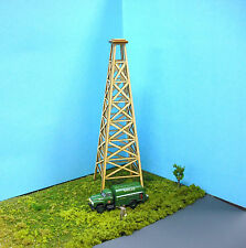 N SCALE  ** Laser Cut ** Oil Derrick Kit