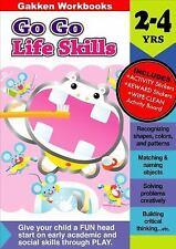 Gakkenworkbooks: Go Go Life Skills 2-4 by Gakken (2016, Paperback)