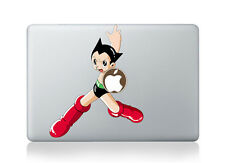 "Astro Boy decal Apple Mac Macbook Air/Pro/Retina 13/15/17"" sticker"