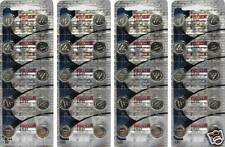 40 Fresh Genuine Maxell LR44 (A76) 357 1.5V Alkaline Button Cell Batteries