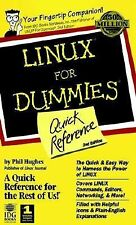 LINUX for Dummies Quick Reference-ExLibrary