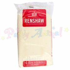REGALICE - Renshaw Sugarpaste - Celebration CREAM / IVORY 1Kg