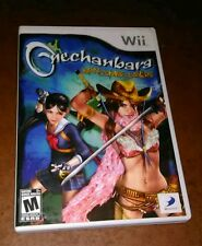 Nintendo Wii Onechanbara Bikini Zombie Slayers COMPLETE w/ Manual TESTED NICE