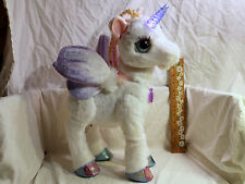 FurReal Friends STAR LILY My Magical Unicorn Interactive *Lights-Sounds-Motion*