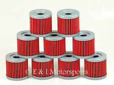 2006 2007 2008 2009 SUZUKI LTR450 LT-R450 LTR LT-R 450 **9 PACK OIL FILTER**