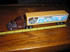 """RARE 8 3/4"""" Ford Aeromax 120 Hershey's Syrup Freight Semi Tractor Trailer"""