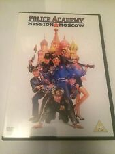 Police Academy 7 - Mission To Moscow (DVD, 2007) region 2 uk dvd