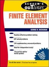 Schaum's Outline of Finite Element Analysis-ExLibrary