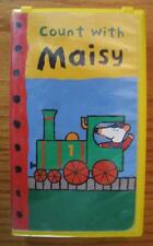 MAISY'S COUNT WITH MAISY VHS VIDEO Universal Studios 1999